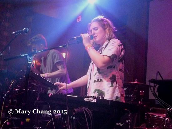 Shura at SXSW 2015, Music Wales