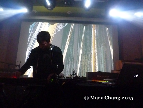 Rival Consoles at Blackjack London AIM showcase at SXSW 2015