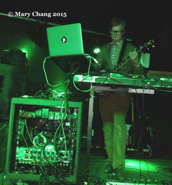 Public Service Broadcasting at School Night! at SXSW 2015