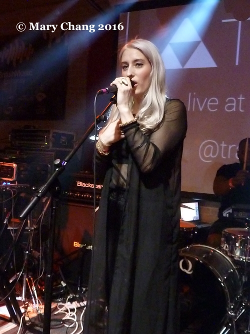Violet Skies at Trackd showcase, Monday 14 March 2016 at SXSW 2016 2