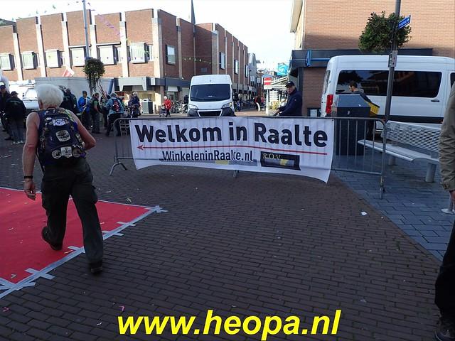 2019-10-25 Raalte     4e dag Heeten    33 Km (105)