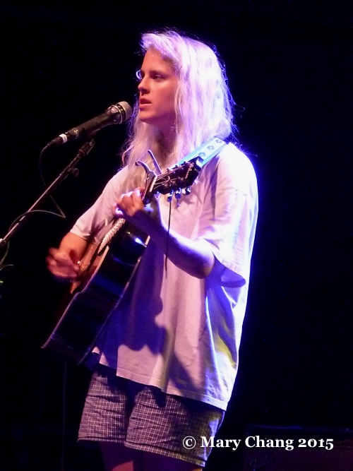 Marika Hackman live at 9:30 Club, Washington 2015 2