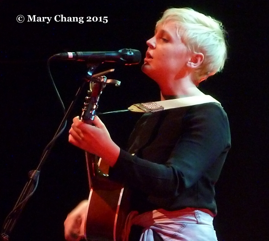 Laura Marling at 9:30 Club, Washington 2015 2