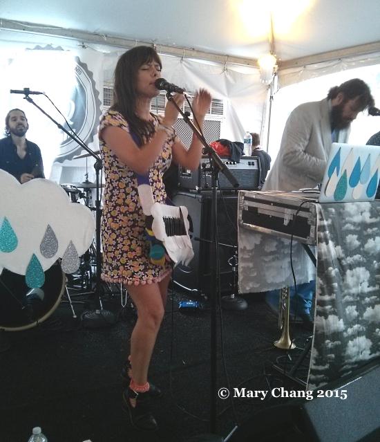 Lenka at SXSW 2015