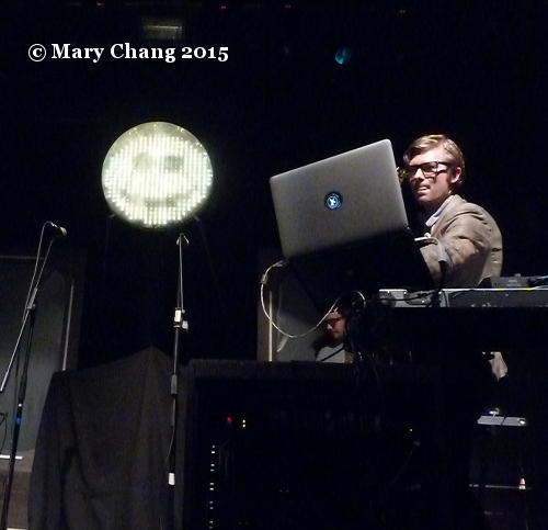 Public Service Broadcasting at Dublin Button Factory