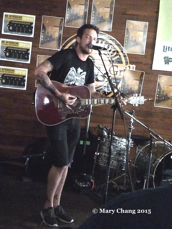 Frank Turner at BBC Barbecue, SXSW 2015