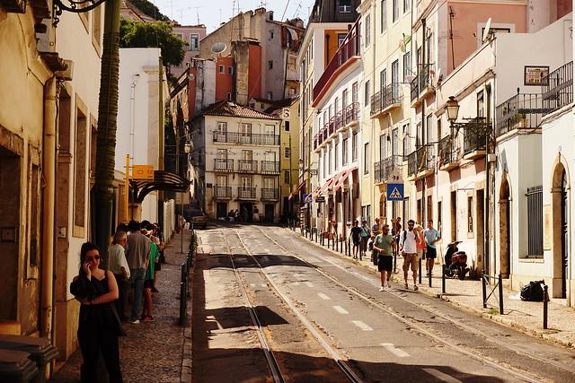 Rua das Escolas Gerais