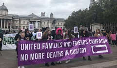 Families United at UFFC rally 2019 - Image credit  INQUEST