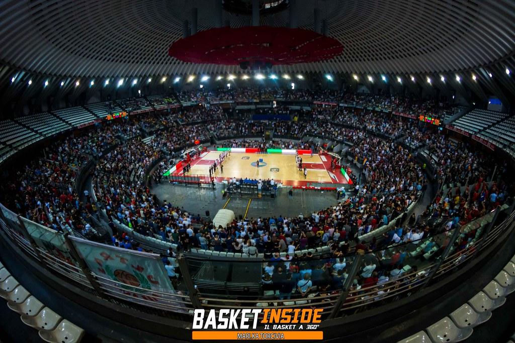 Palazzetto dello Sport Roma