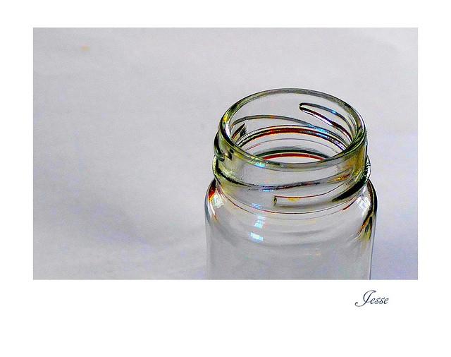Glass Bottle #4