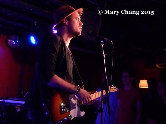 Pete Lawrie-Winfield of Until the Ribbon Breaks September 2015 Washington live 2