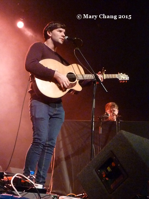Little Hours live at Dublin Olympia