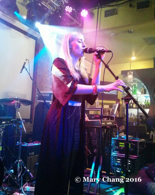 Violet Skies at Cerdd Cymru Music Wales at the British Music Embassy at Latitude 30, Friday at SXSW 2016