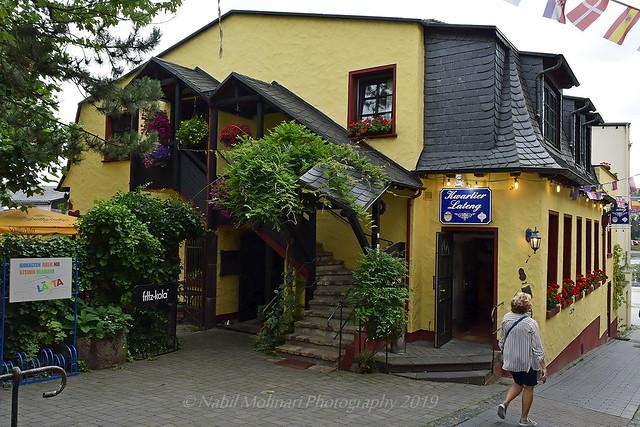 Cityscape : Kwartier Lateng, Ackermannsgasse 7, Remagen