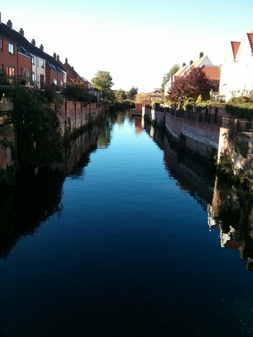 Norwich canal