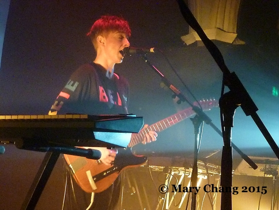 Lonelady live at Norwich Sound and Vision 2015