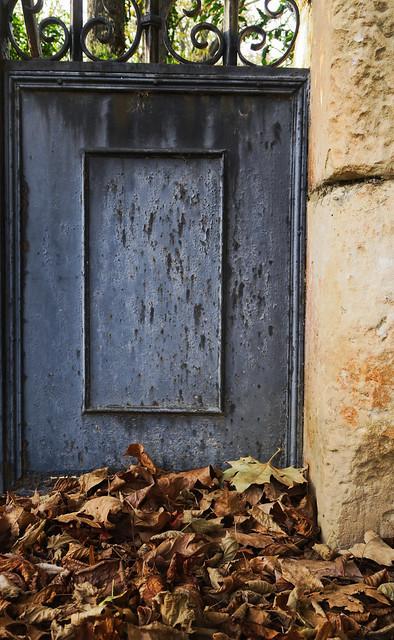 L'automne à Agel...