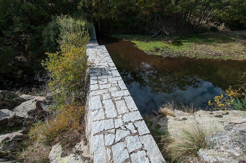 Ruta a la presa del Artiñuelo
