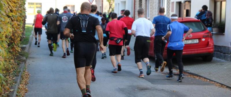 Letošní běh Vykingu byl rekordní, maraton vyhráli Palko a Palková