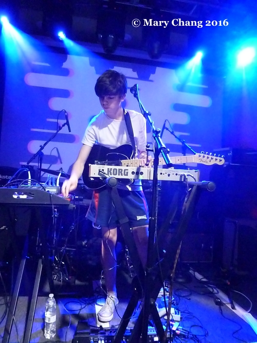 Declan McKenna Huw Stephens PRS for Music Tuesday 2