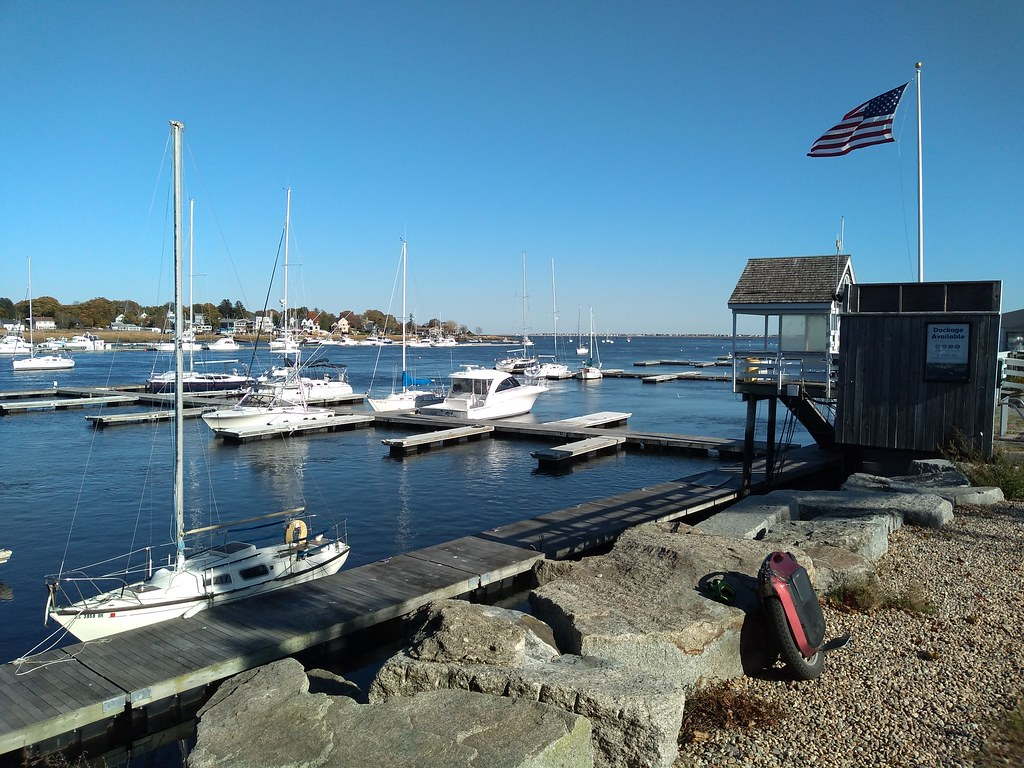 Newburyport, MA - October 2019