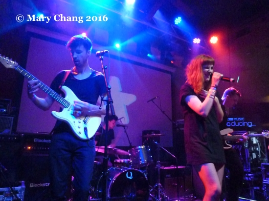 ESTRONS at BBC Introducing PRS Foundation showcase, Latitude 30 Wednesday night SXSW at 2016 2