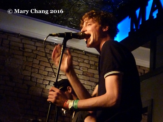 Drowners at Paradigm Agency showcase at Maggie Mae's, Wednesday night at SXSW 2016