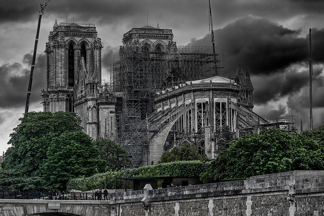 Notre Dame now