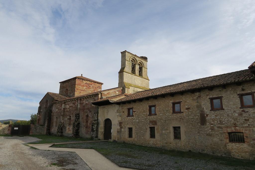 Monasterio De Santa María De Mave Vista General Albtotxo Flickr