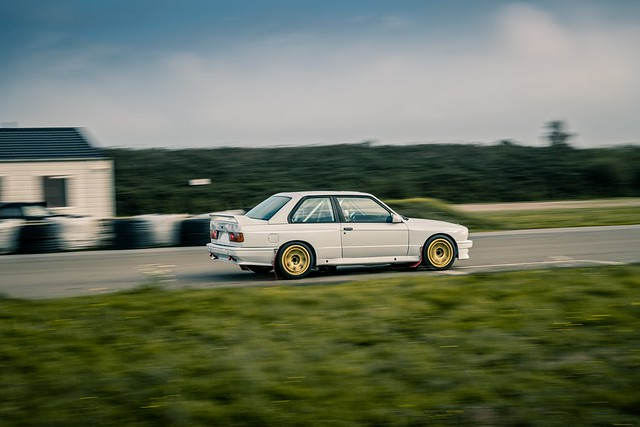 BMW E30 M3 - Alain Flament by MATS