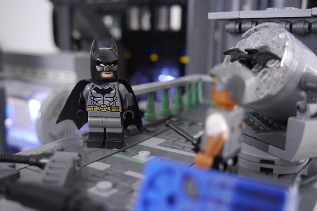 Lego Gotham MOC
