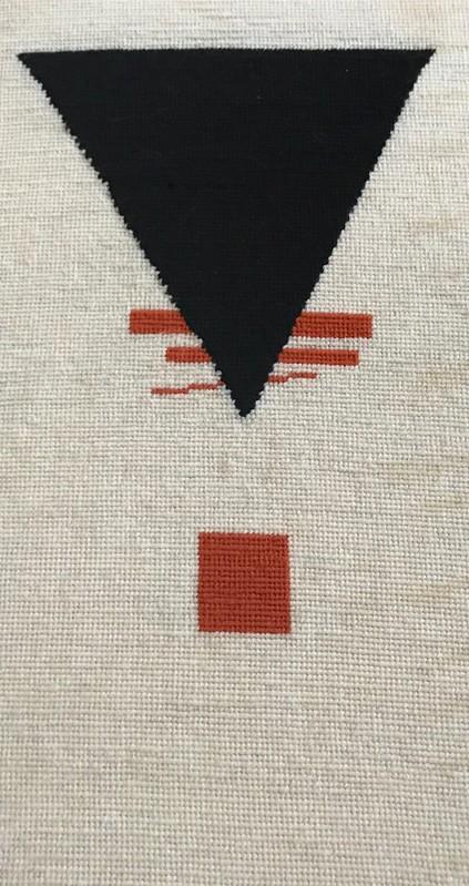 my needlepoint