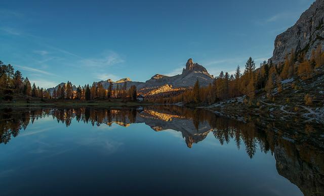 Dolomites mirror!