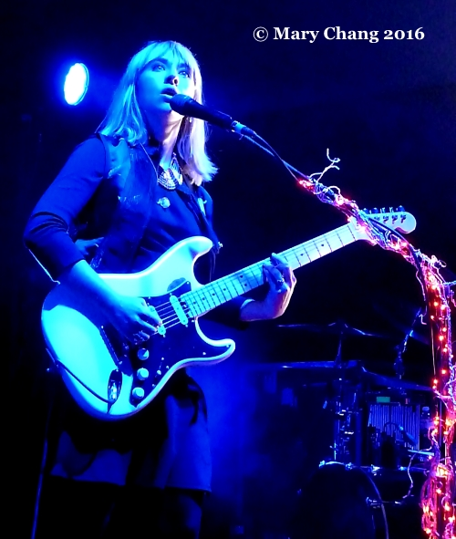 Joy Formidable at 9:30 Club, April 2016 2