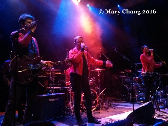 Everything Everything at 9:30 Club, April 2016 4