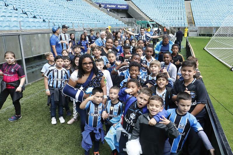 Grêmio x Botafogo - Brasileirão 2019 - 27/10/19