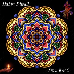 Happy Diwali/Tihar to all!