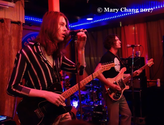 Blossoms at Songbyrd Music House, 3 June 2017