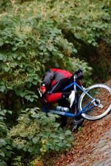 Dirty Dozen rider: ambushed