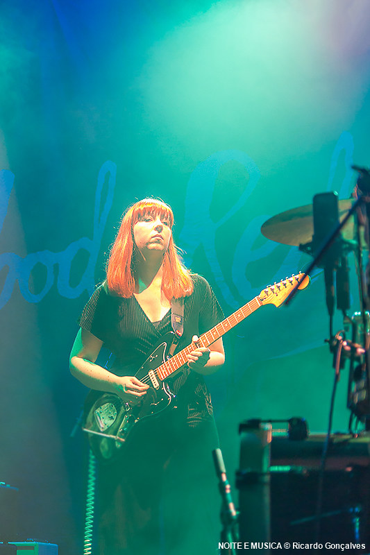 Blood Red Shoes - Campo Pequeno 2019