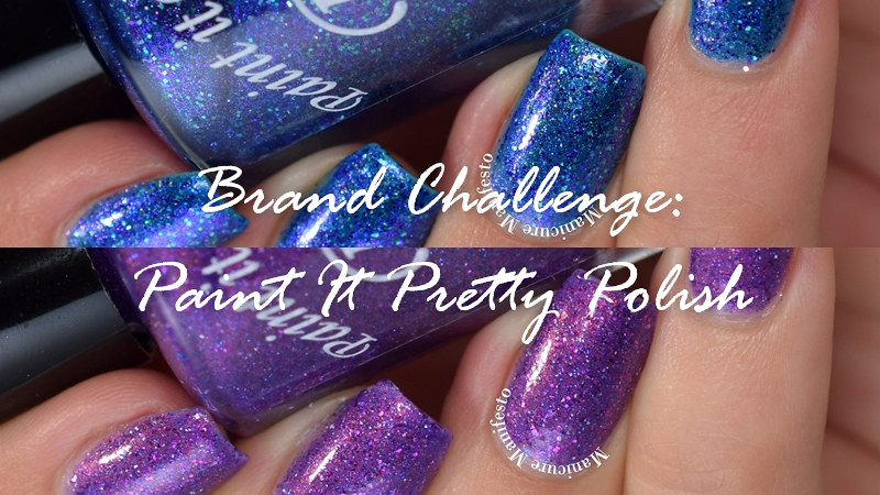 Paint It Pretty Polish Swatch