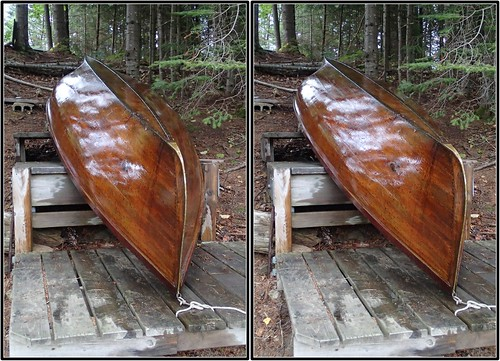 crosseye guideboat stereo tremblant