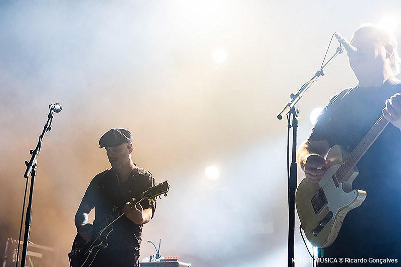 Pixies - Campo Pequeno 2019