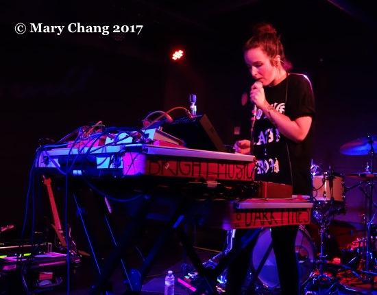 Ela Minus at U Street Music Hall, 3 June 2017