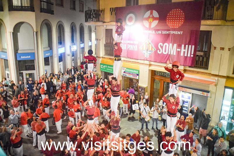 XXIX Diada de la Colla Jove de Castellers de Sitges