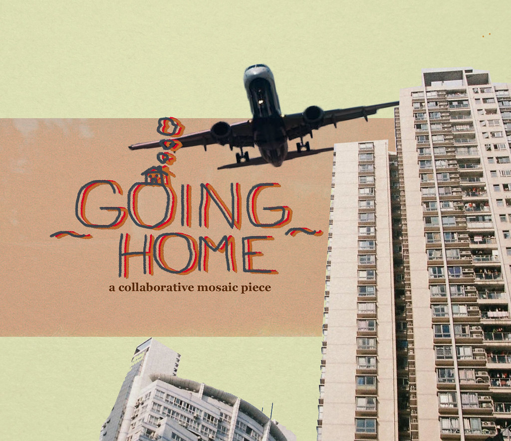 Going home: Meditations on growing up, from the place we grew up in