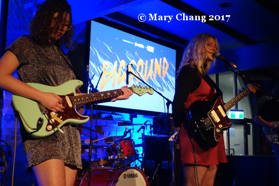 Dream Rimmy Tuesday night at BIGSOUND 2017