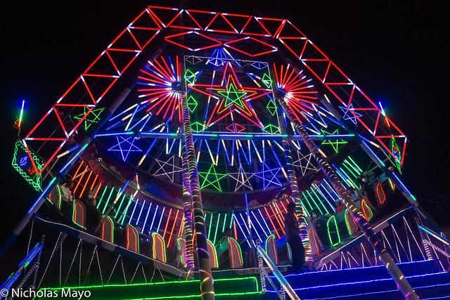 Neon Lit Ride