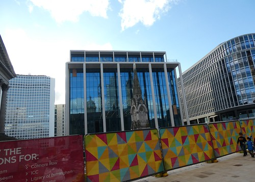Two Chamberlain Square | Paradise | Offices/Retail | 8fl | 38m | U/C | by metrogogo