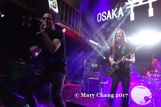 Osaka Punch Wednesday night at BIGSOUND 2017